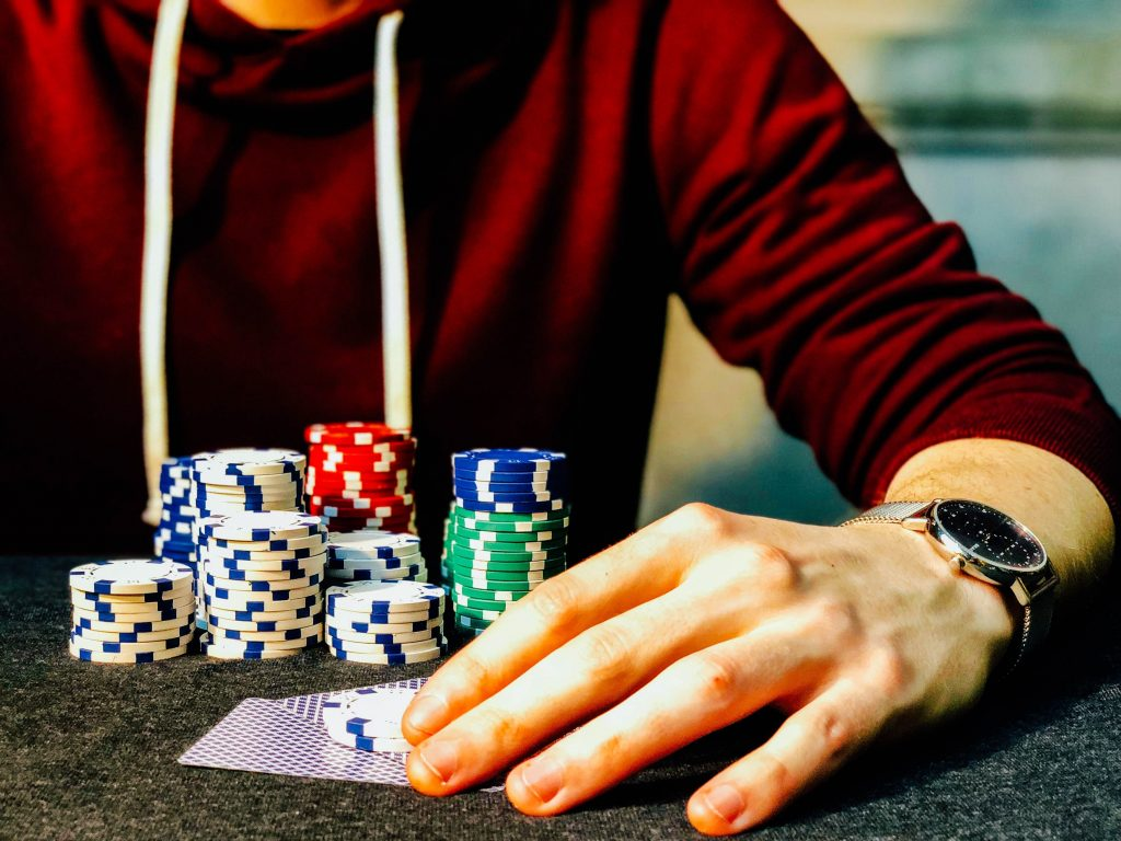 how to open a poker account