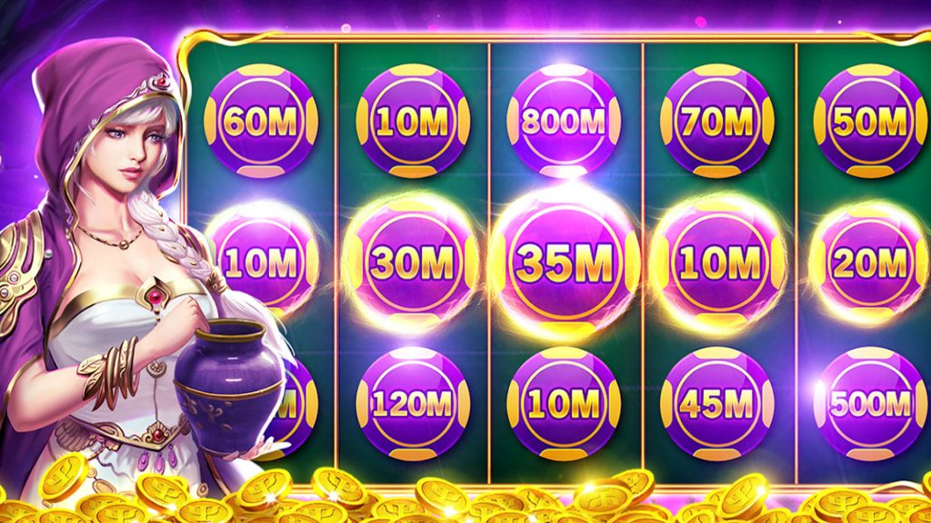 Slot Games and Popular Games